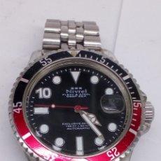 Relojes automáticos: RELOJ NIVVEL AUTOMÁTICO EN FUNCIONAMIENTO. Lote 195460830