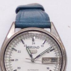 Relojes automáticos: RELOJ SEIKO 5 AUTOMATICO COMO NUEVO. Lote 195462986