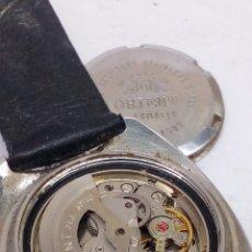 Relojes automáticos: RELOJ ORIENT AUTOMATICO PARA PIEZAS 21JEWELS. Lote 195469282