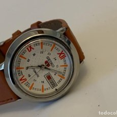 Relojes automáticos: SEIKO 5 AUTOMATICO UNICO. Lote 195488063