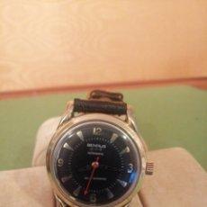 Relojes automáticos: BENUROS AUTOMATIC PLAQUE OURO. Lote 195510725