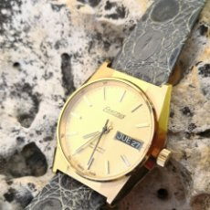 Relojes automáticos: C2/2 RELOJ EXACTUS VINTAGE NUEVO AUTOMATICO 3*. Lote 195515245