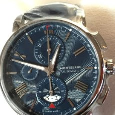 Relojes automáticos: MONTBLANC CRONOGRAFO STAR 4810 - 119961. Lote 195777343