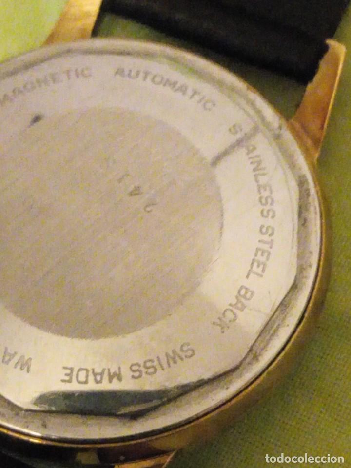 Relojes automáticos: reloj exor automatic incabloc swisse made 8 REXOR)AÑOS 50/60 - Foto 8 - 196123350