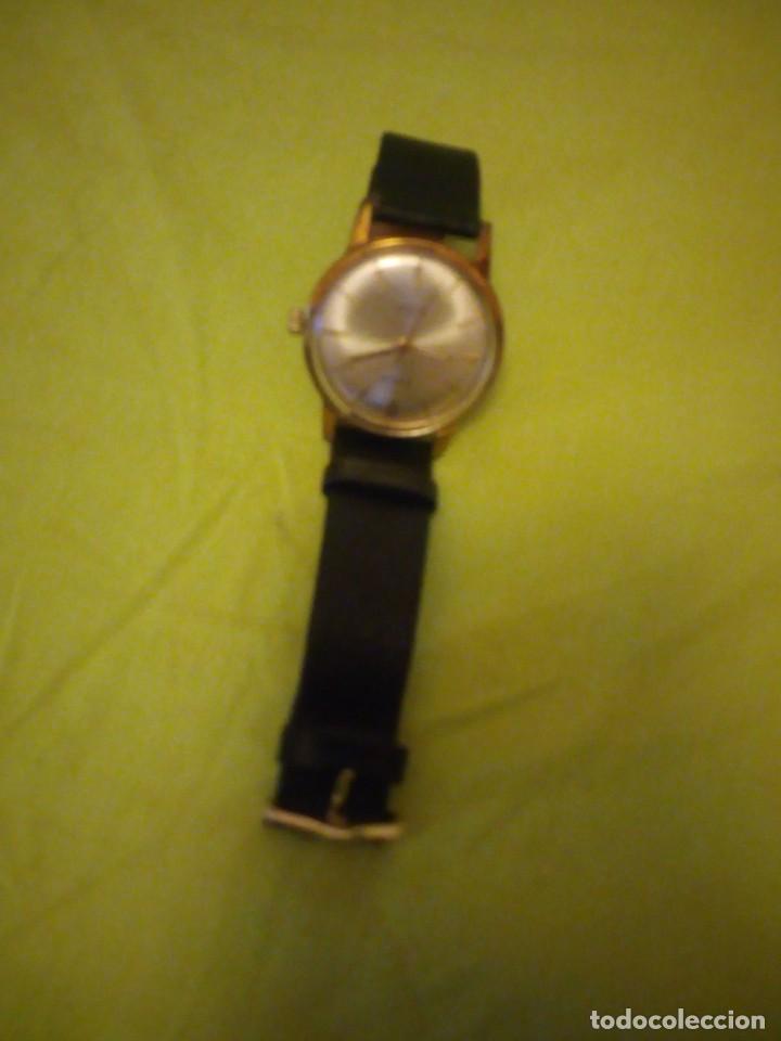Relojes automáticos: reloj exor automatic incabloc swisse made 8 REXOR)AÑOS 50/60 - Foto 9 - 196123350