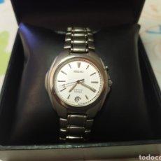 Relojes automáticos: SEIKO TITANIUM KINETIC 5M42-0390. Lote 196559638