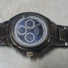 Relojes automáticos: VINTAGE RELOJ DE PULSERA LOUIS VALENTIN - QUARTZ - RESISTENTE AL AGUA. Lote 196882265
