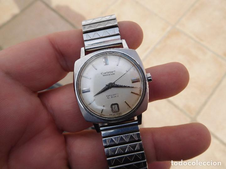 Relojes automáticos: Reloj automático de la marca Cortebert Cal. 286 - ETA 2472 años 60 - Foto 16 - 197040727