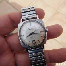 Relojes automáticos: RELOJ AUTOMÁTICO DE LA MARCA CORTEBERT CAL. 286 - ETA 2472 AÑOS 60. Lote 197040727