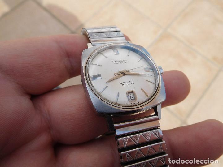 Relojes automáticos: Reloj automático de la marca Cortebert Cal. 286 - ETA 2472 años 60 - Foto 2 - 197040727