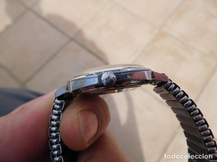 Relojes automáticos: Reloj automático de la marca Cortebert Cal. 286 - ETA 2472 años 60 - Foto 6 - 197040727