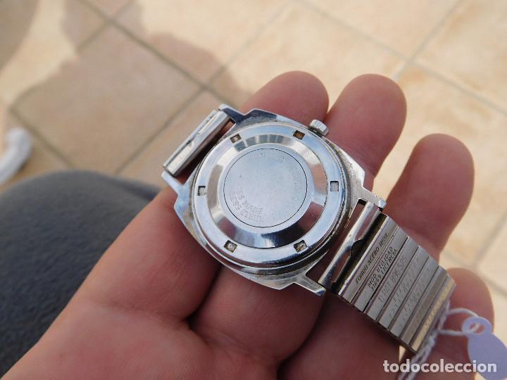 Relojes automáticos: Reloj automático de la marca Cortebert Cal. 286 - ETA 2472 años 60 - Foto 9 - 197040727
