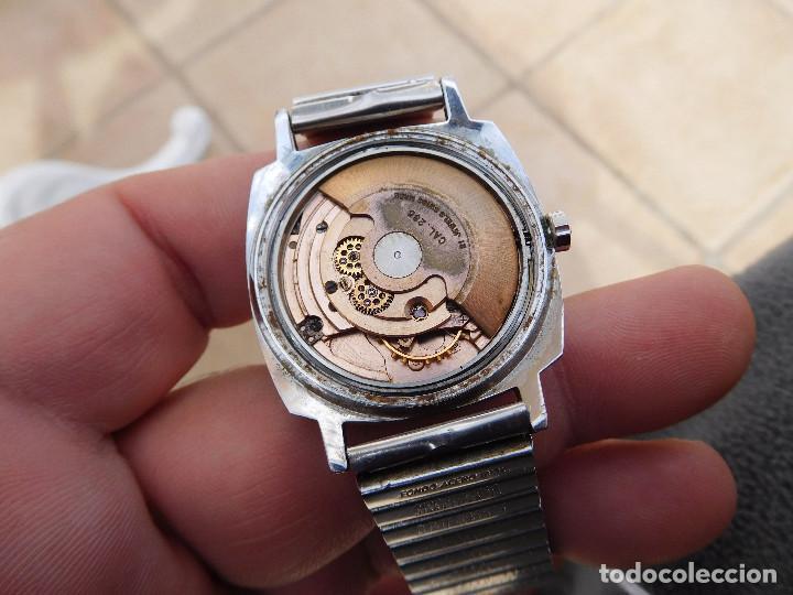 Relojes automáticos: Reloj automático de la marca Cortebert Cal. 286 - ETA 2472 años 60 - Foto 12 - 197040727