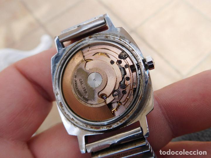 Relojes automáticos: Reloj automático de la marca Cortebert Cal. 286 - ETA 2472 años 60 - Foto 13 - 197040727