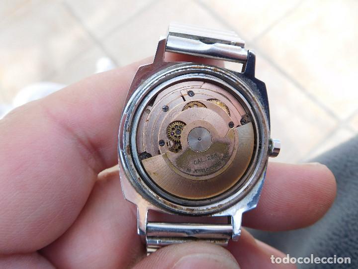 Relojes automáticos: Reloj automático de la marca Cortebert Cal. 286 - ETA 2472 años 60 - Foto 14 - 197040727