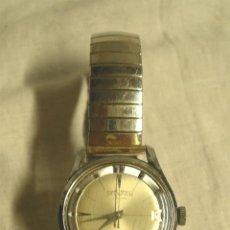 Relojes automáticos: STELWATCH RELOJ AUTOMATICO, MAQUINARIA SUIZA, FUNCIONA, VINTAGE. MED 3,5 CM. Lote 197378318