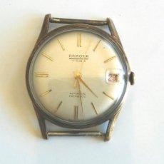 Relojes automáticos: RAMONA RELOJ AUTOMÁTICO SUIZO, 17 RUBÍS, FUNCIONA. MED. 3,4 CM SIN CONTAR CORONA. Lote 197378375
