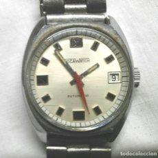 Relojes automáticos: JOCAWATCH RELOJ AUTOMÁTICO, CALENDARIO, FUNCIONA. MED. 30 MM SIN CONTAR CORONA. Lote 197378477