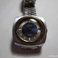 Relojes automáticos: MAGNIFICO RELOJ AUTOMATICO MARCA TUCAH. Lote 197461190