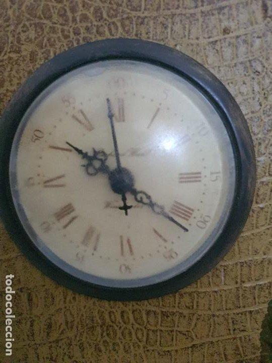Relojes automáticos: RELOJ MADERA CON CAJON - Foto 6 - 197720505