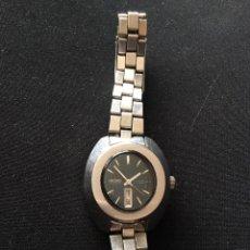 Relojes automáticos: ANTIGUO RELOJ AUTOMATICO SUMERGIBLE SEIKO HI-BEAT 17 JEWELS PARA MUJER. Lote 197919112