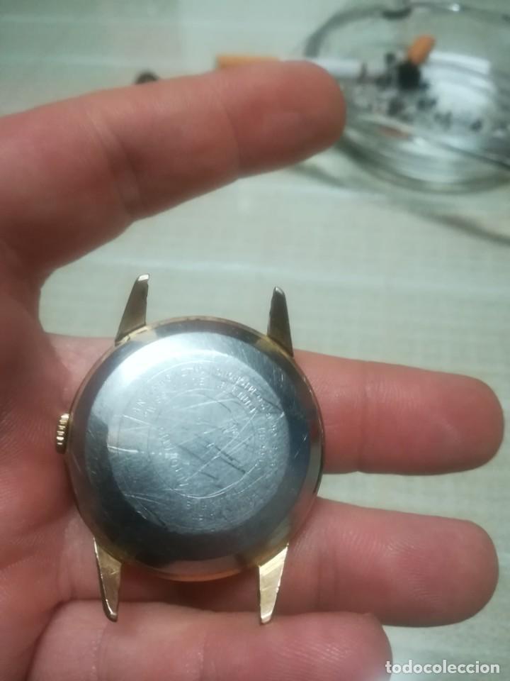 Relojes automáticos: Reloj radiant caballero antimagnetic incabloc no funciona miren fotos - Foto 2 - 198253262