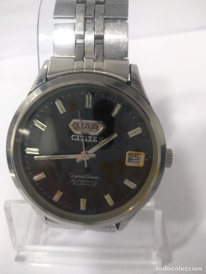 Relojes automáticos: CITIZEN - Foto 2 - 198261278
