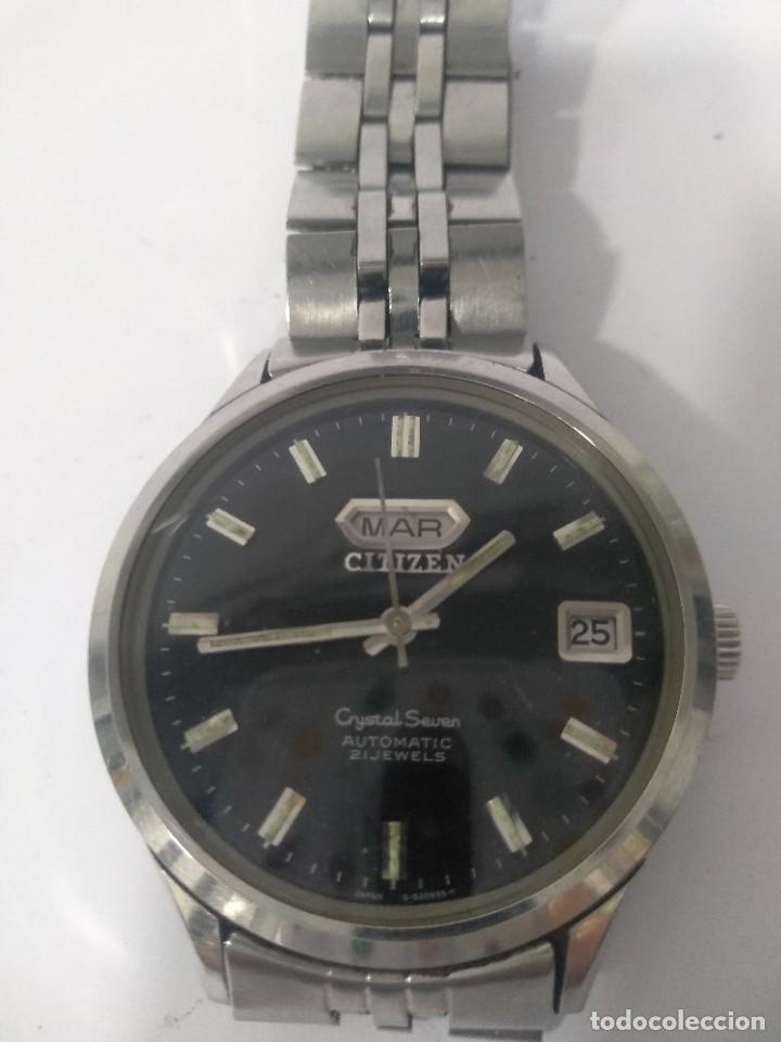 Relojes automáticos: CITIZEN - Foto 5 - 198261278