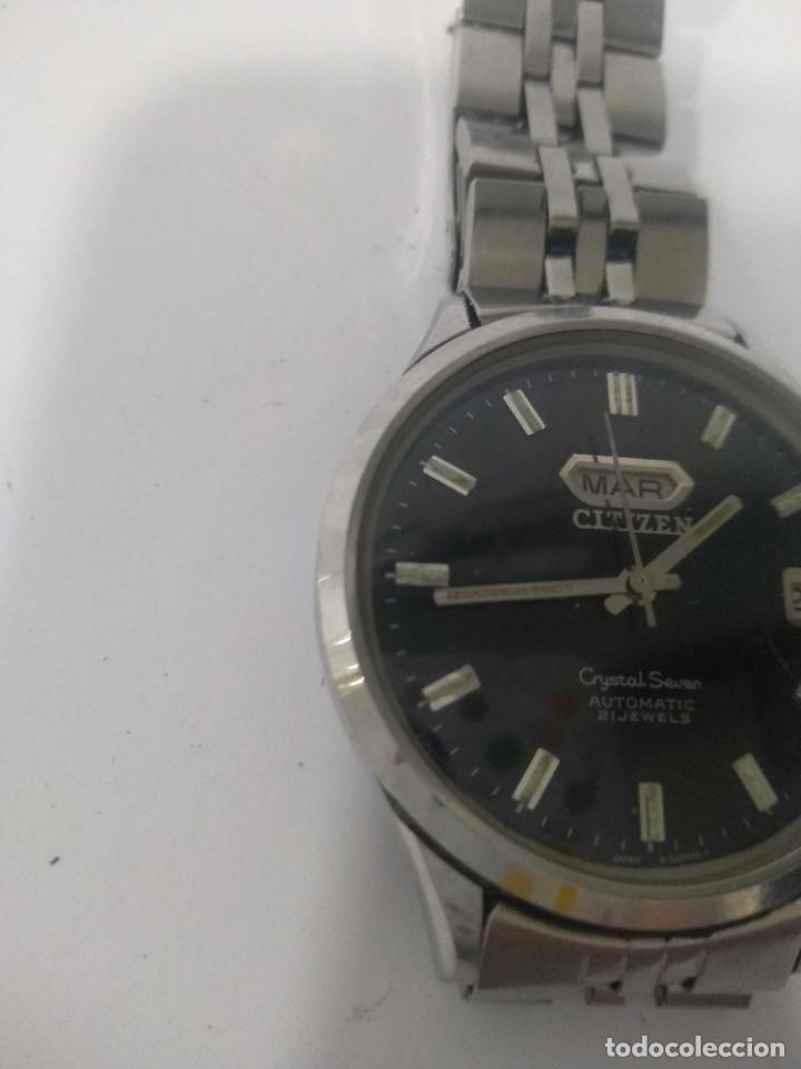 Relojes automáticos: CITIZEN - Foto 6 - 198261278