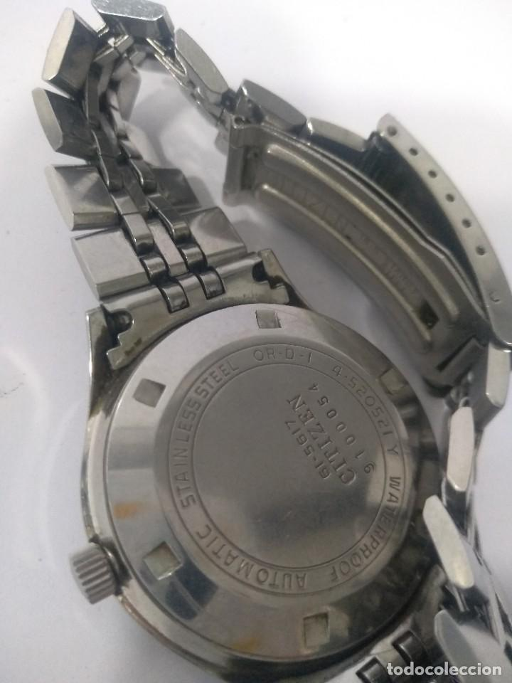 Relojes automáticos: CITIZEN - Foto 8 - 198261278