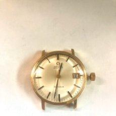 Relojes automáticos: RELOJ DE ORO OMEGA AUTOMÁTICO. Lote 198393542