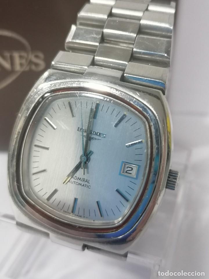 Relojes automáticos: LONGINES - Foto 2 - 198753768