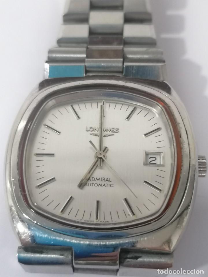 Relojes automáticos: LONGINES - Foto 5 - 198753768