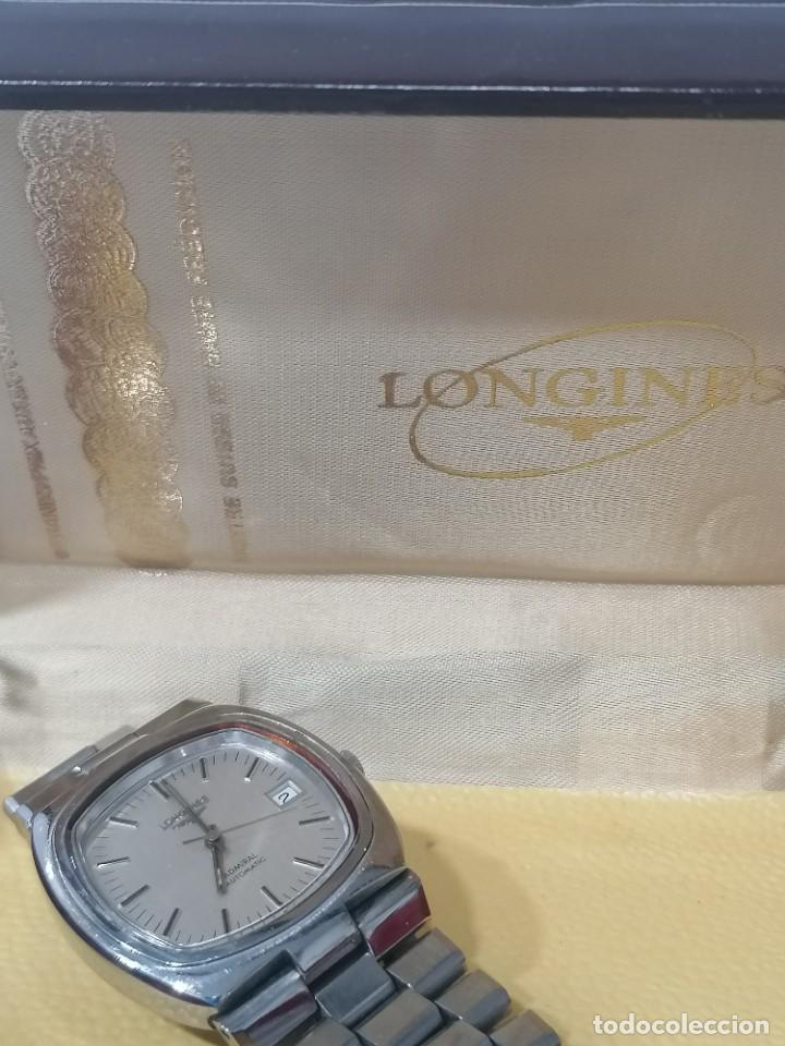 Relojes automáticos: LONGINES - Foto 10 - 198753768