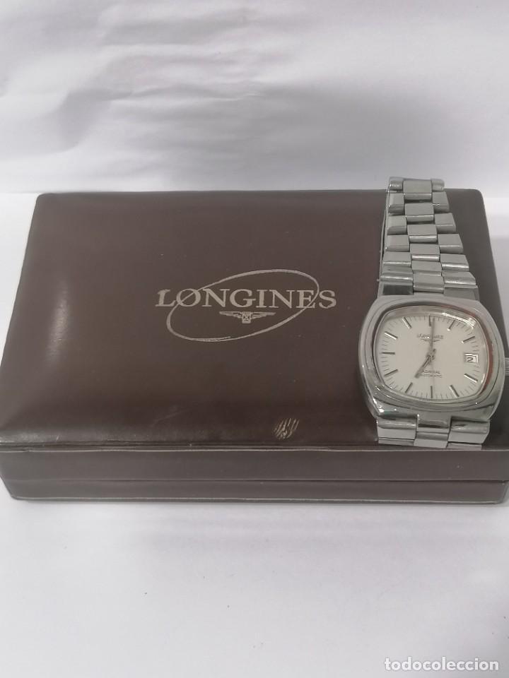 Relojes automáticos: LONGINES - Foto 11 - 198753768