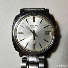 Relojes automáticos: RELOJ SEIKO AUTOMATICO MOD 7005 A 7130 - 17 JEWEL CALENDARIO VINTAGE, 31 MM FUNCIONANDO. Lote 198837386