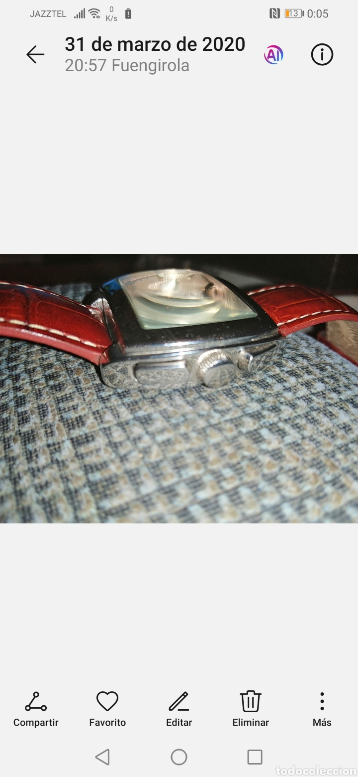 Relojes automáticos: Reloj automático Thermidor. - Foto 9 - 198858715
