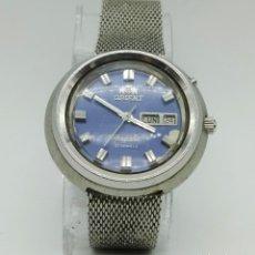 Relojes automáticos: ORIENT CRYSTAL 27 JEWELS - RELOJ DE PULSERA DE HOMBRE, AUTOMÁTICO - FUNCIONA. Lote 199035877
