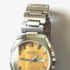 Relojes automáticos: RELOJ CITIZEN 21 RUBIS AUTOMATICO FUNCIONANDO. Lote 199244092