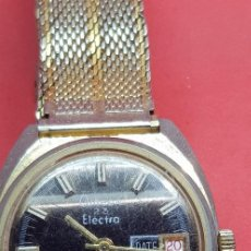 Relojes automáticos: RELOJ OMEOA 23 ELECTRA 360 UNBREAKABLE MAINSPRING SWISS MOVT VINTAGE. Lote 200019197