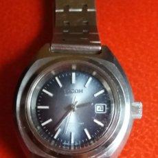 Relojes automáticos: RELOJ DE MUJER RICOH AUTOMATIC 21 JEWERS.. Lote 200347730