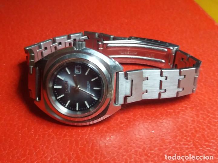 Relojes automáticos: RELOJ DE MUJER RICOH AUTOMATIC 21 JEWERS. - Foto 3 - 200347730