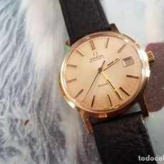 Relojes automáticos: OMEGA GENEVE AUTOMATICO ORO 18KL. Lote 200635455