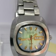 Relojes automáticos: DUWARD. Lote 201113333
