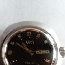 Relojes automáticos: RELOJ JENNY FASCINATION. Lote 201183416