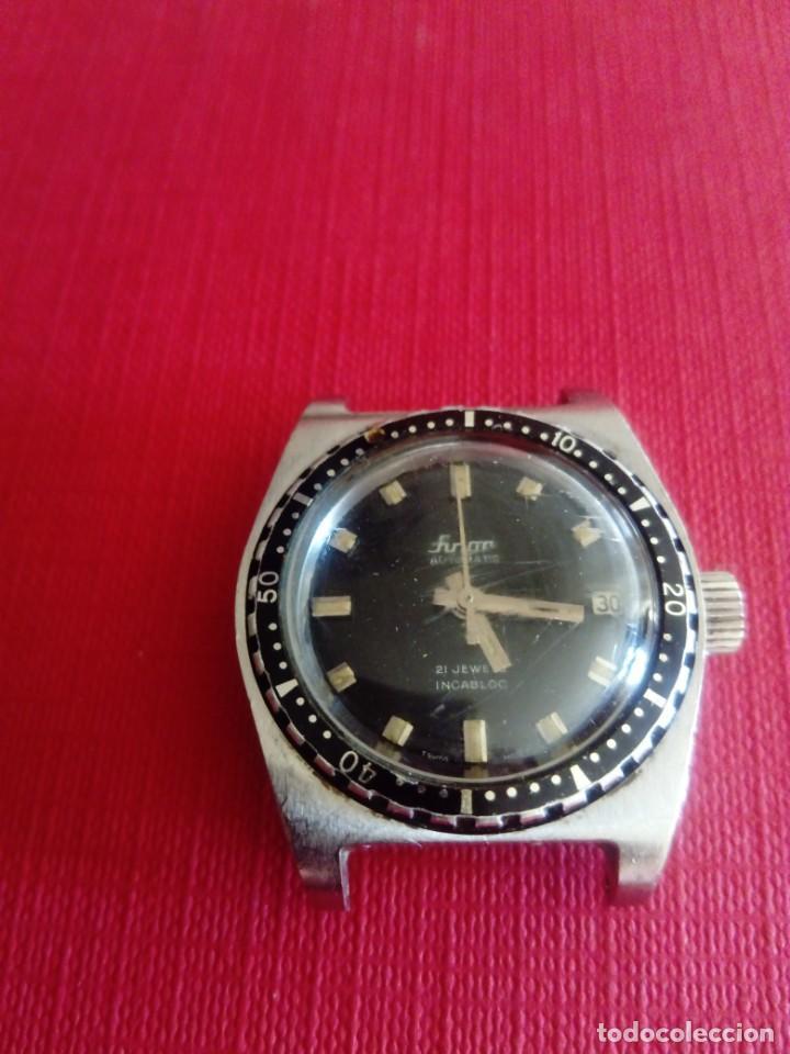 Relojes automáticos: Reloj Finor Automático tamaño cadete Divers - Foto 2 - 201804300