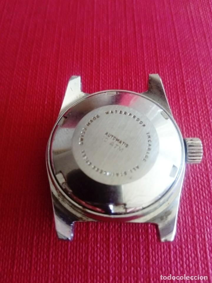 Relojes automáticos: Reloj Finor Automático tamaño cadete Divers - Foto 3 - 201804300