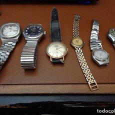 Relojes automáticos: LOTE RELOJES PULSERA AÑOS 60. Lote 202885215