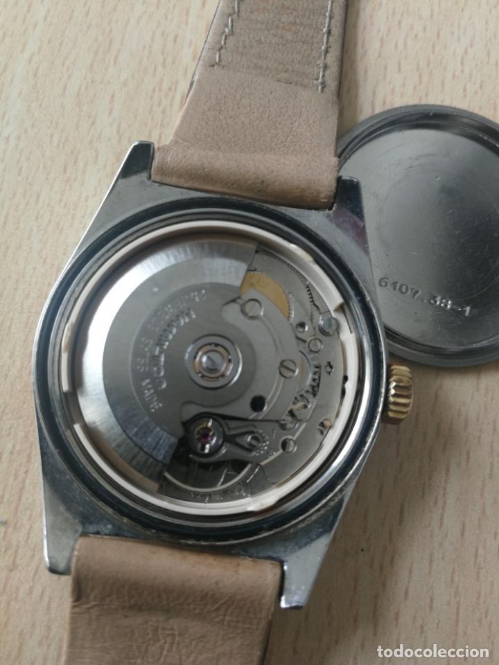 Relojes automáticos: ANTIGUO RELOJ HAMILTON AUTOMATICO BISEL ORO 18 K. FUNCIONANDO Nº SERIE 891 SWIS MADE - Foto 8 - 203440116