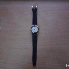 Relojes automáticos: RELOJ MARCA MICRO CON CORREA DE PIEL NUEVO A ESTRENAR AÑOS 80. Lote 204658876